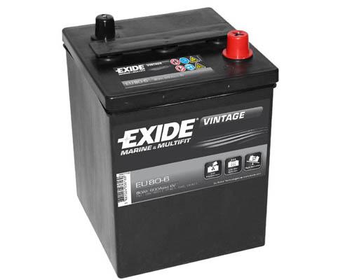 Batterie FULMEN EU80-6 (X1)