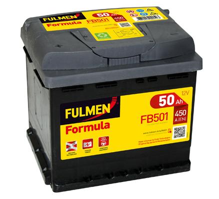 Batterie FULMEN FB501 (X1)