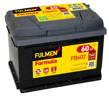 Batterie FULMEN FB602 (X1)