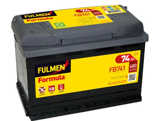 Batterie FULMEN FB741 (X1)
