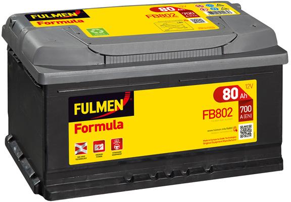 Batterie FULMEN FB802 (X1)