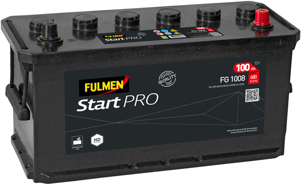 Batterie FULMEN FG1008 (X1)