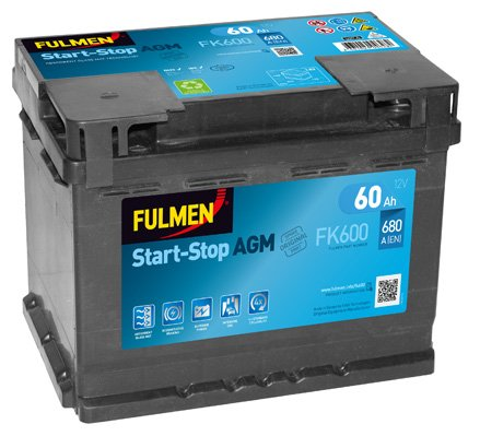 Batterie FULMEN FK600 (X1)
