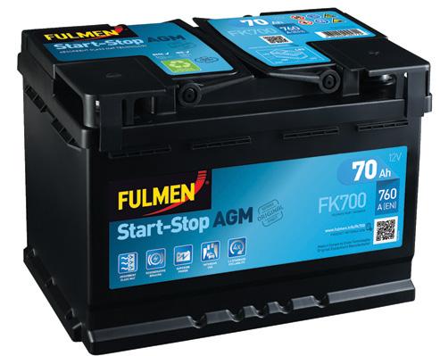 Batterie FULMEN FK700 (X1)