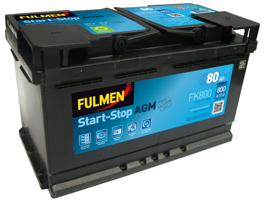 Batterie FULMEN FK800 (X1)