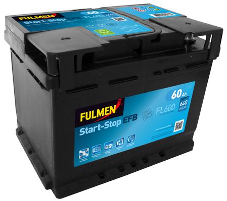 Batterie FULMEN FL600 (X1)