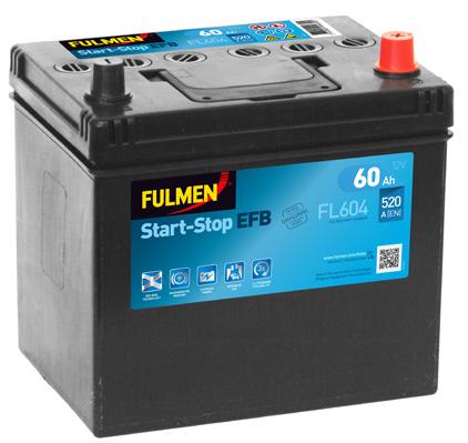 Batterie FULMEN FL604 (X1)