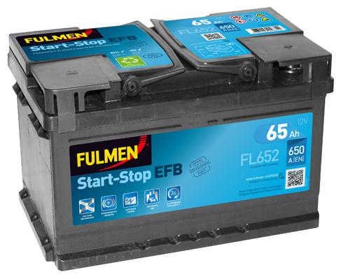 Batterie FULMEN FL652 (X1)