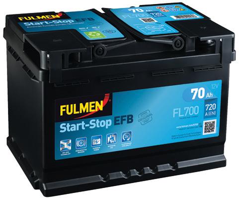 Batterie FULMEN FL700 (X1)