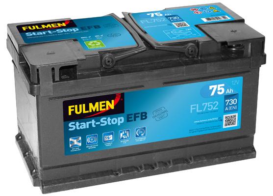 Batterie FULMEN FL752 (X1)