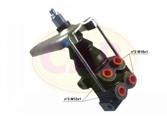 Regulateur de freinage (ou repartiteur) CAR 2614 (X1)