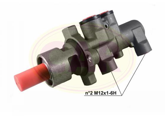 Maitre-cylindre CAR 6270 (X1)