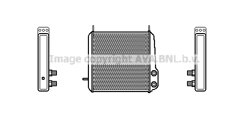 Radiateur huile AVA QUALITY COOLING MS3166 (X1)