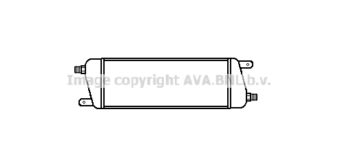 Radiateur huile AVA QUALITY COOLING OL3133 (X1)