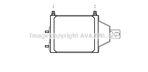 Radiateur huile AVA QUALITY COOLING PE3122 (X1)