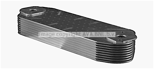 Radiateur huile AVA QUALITY COOLING VL3120 (X1)