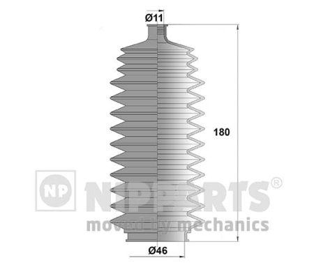 Joints soufflets direction - crémaillère NIPPARTS J2841011 (X1)