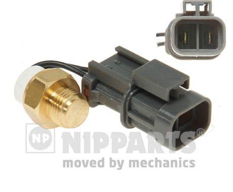 Interrupteur de temperature, ventilateur de radiateur NIPPARTS J5651028 (X1)