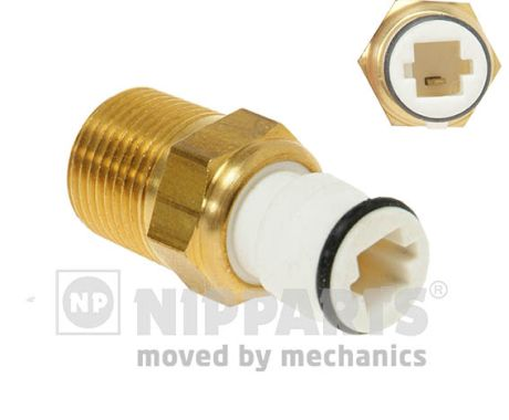 Interrupteur de temperature, ventilateur de radiateur NIPPARTS J5652014 (X1)