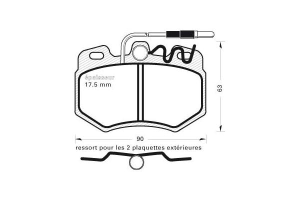 Kettensatz Kit SWM RS 650 R A AFAM 520 mr1-g 15-42-112