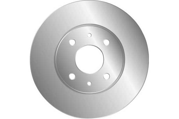 Disque de frein MGA D979 (Jeu de 2)