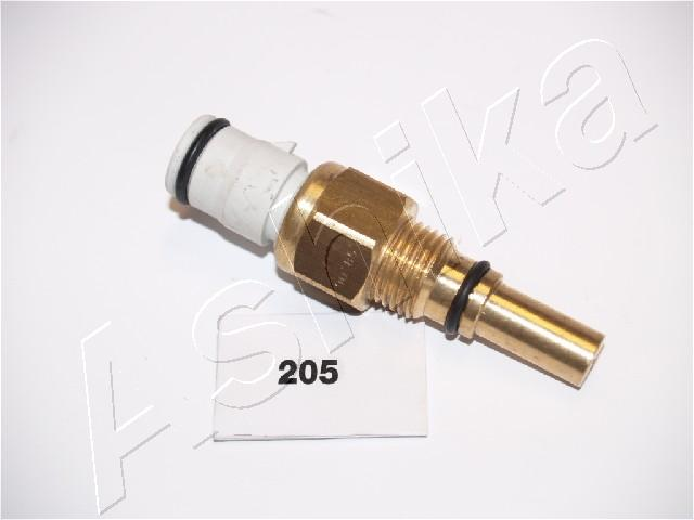 Interrupteur de temperature, ventilateur de radiateur ASHIKA 12-02-205 (X1)