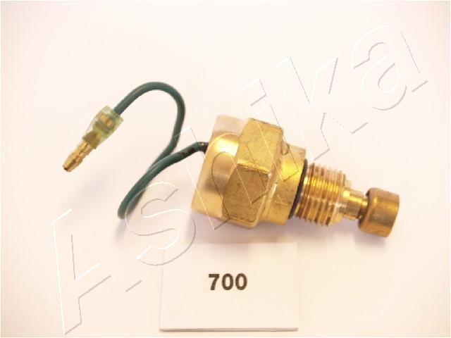 Interrupteur de temperature, ventilateur de radiateur ASHIKA 12-07-700 (X1)