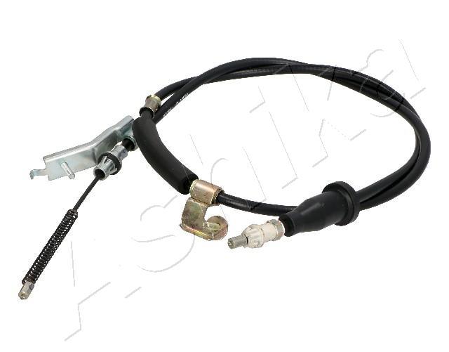 Cable de frein à main ASHIKA 131-09-927L (X1)