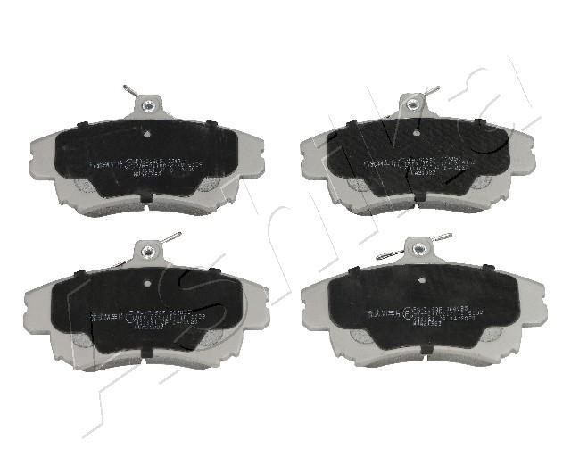 Plaquettes de frein avant ASHIKA 50-05-516 (X1)