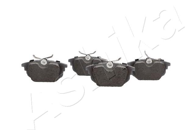 Plaquettes de frein arriere ASHIKA 51-00-00012 (X1)