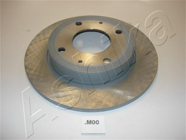Disque de frein arriere ASHIKA 61-0M-M00 (X1)
