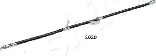 Agrafe de flexible ASHIKA 69-02-2020 (X1)