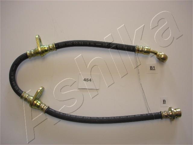 Agrafe de flexible ASHIKA 69-04-454 (X1)