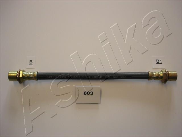 Agrafe de flexible ASHIKA 69-06-603 (X1)