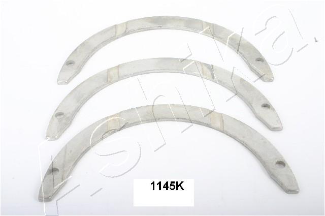 Cale de vilebrequin ASHIKA 79-1145K (X1)