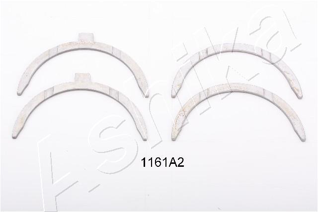Cale de vilebrequin ASHIKA 79-1161A2 (X1)