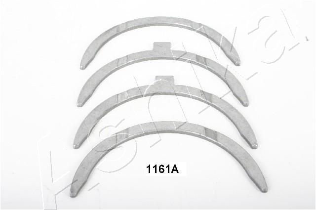 Cale de vilebrequin ASHIKA 79-1161A (X1)