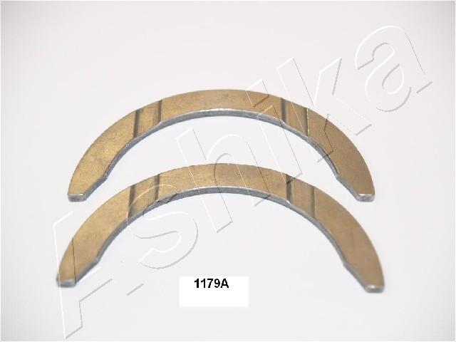 Cale de vilebrequin ASHIKA 79-1179A (X1)
