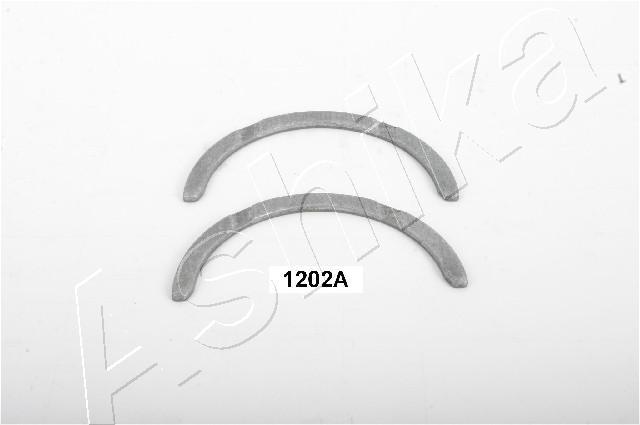 Cale de vilebrequin ASHIKA 79-1202A (X1)