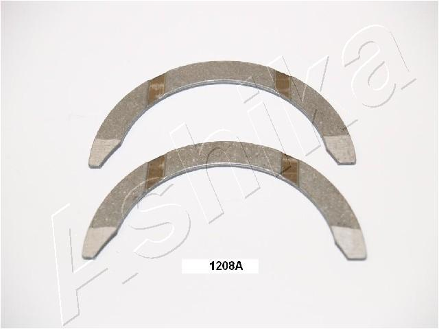 Cale de vilebrequin ASHIKA 79-1208A (X1)