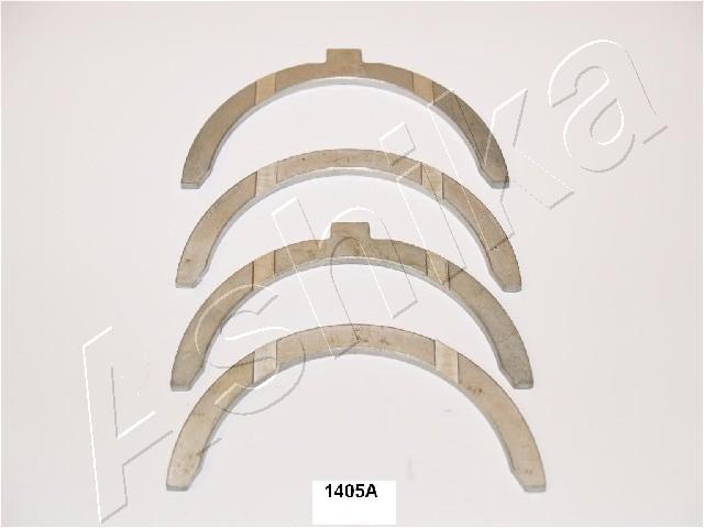 Cale de vilebrequin ASHIKA 79-1405A (X1)