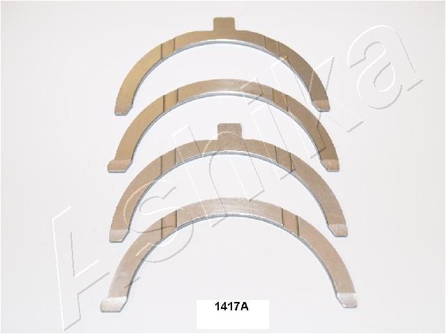 Cale de vilebrequin ASHIKA 79-1417A (X1)