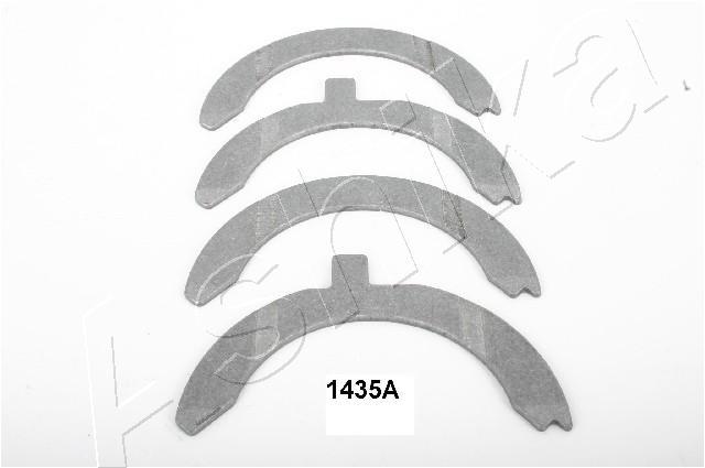Cale de vilebrequin ASHIKA 79-1435A (X1)