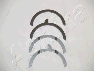 Cale de vilebrequin ASHIKA 79-1436A (X1)