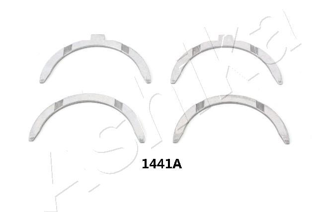 Cale de vilebrequin ASHIKA 79-1441A (X1)