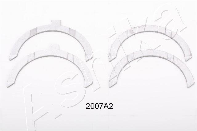 Cale de vilebrequin ASHIKA 79-2007A2 (X1)