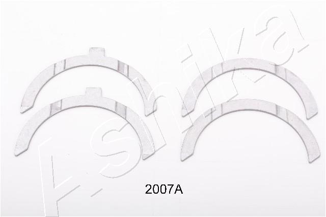Cale de vilebrequin ASHIKA 79-2007A (X1)