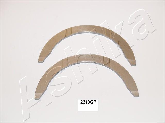 Cale de vilebrequin ASHIKA 79-2210GP (X1)