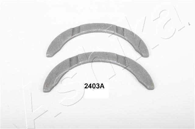 Cale de vilebrequin ASHIKA 79-2403A (X1)
