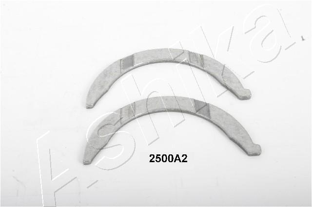 Cale de vilebrequin ASHIKA 79-2500A2 (X1)